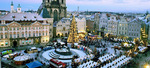 Предколедна Златна Прага - Хотел NH Praha 4*
